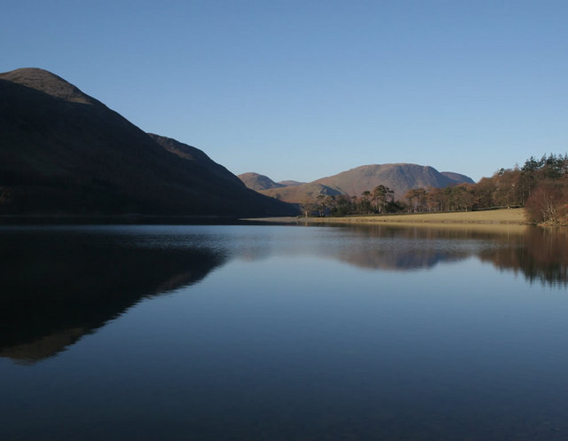 Very Still Buttermere