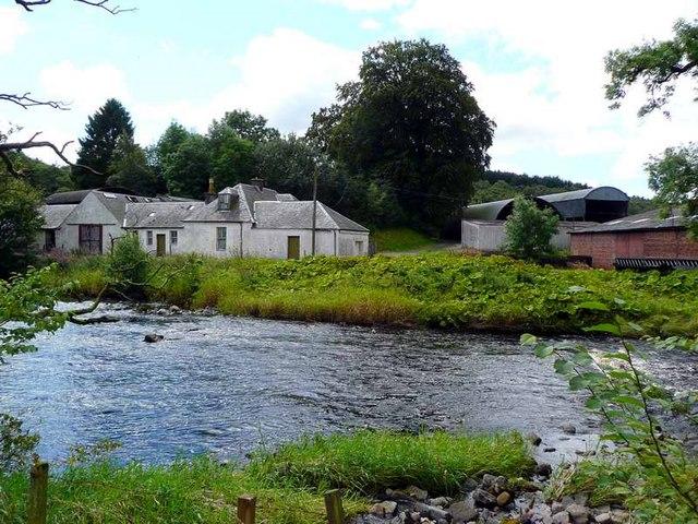 Glenlogan House