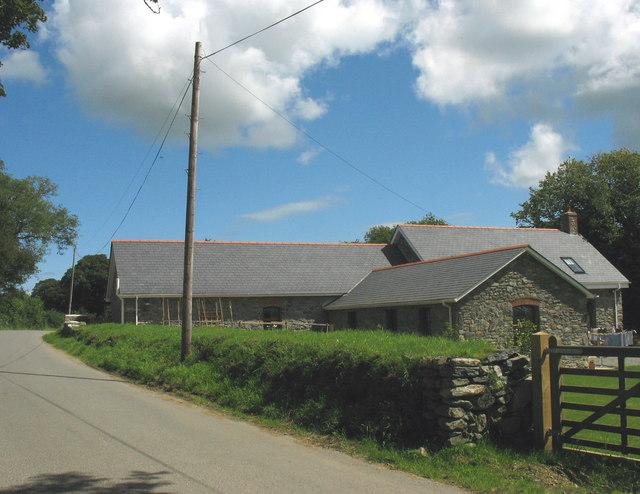 Penhesgyn bungalow