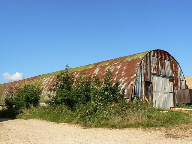 Nissen hut, Slack's Barn, Coberley