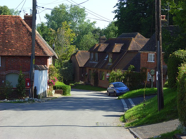 Five Bells Lane, Nether Wallop