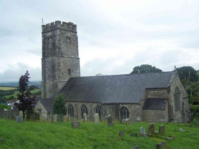 Cornworthy, St. Peter