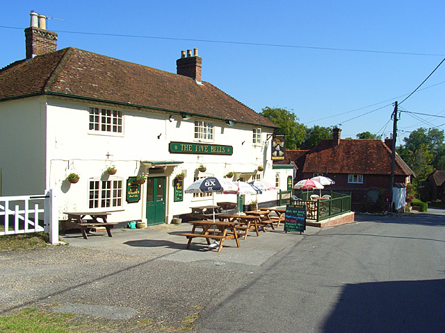 The Five Bells, Nether Wallop