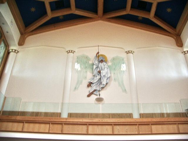 Interior, St Michael's Church, Workington