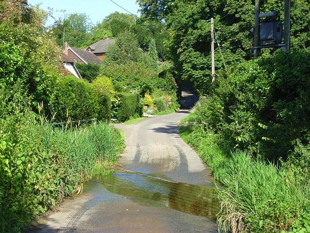 Five Bells Lane, Nether Wallop
