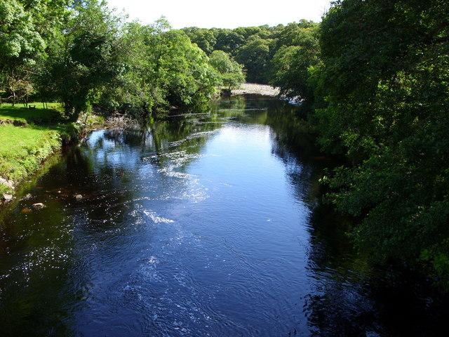 The River Minnoch