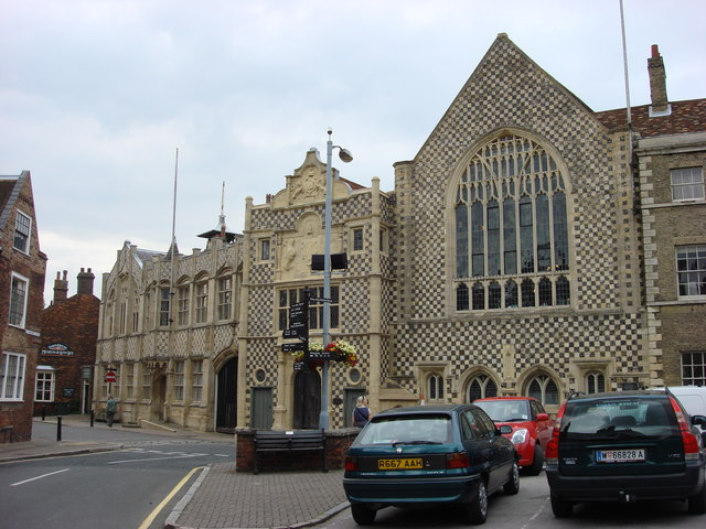 Town Hall and Trinity Guildhall