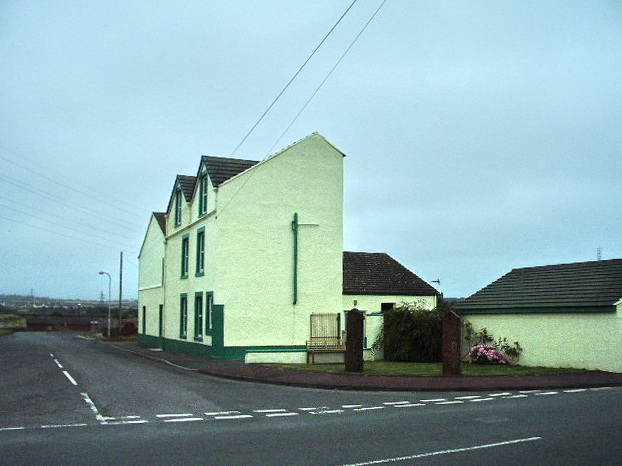 House on the corner of Sea View and Lawson Street