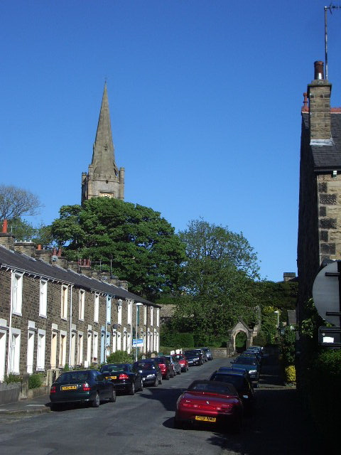 Brennand Street, Clitheroe