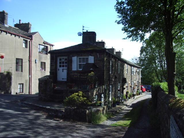 Chapel Street, Higham