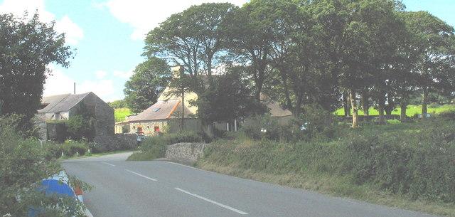 Sarn Fraint Farmhouse