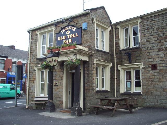Old Toll Bar, Accrington Road, Blackburn