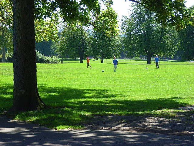 Victoria Park, Salisbury