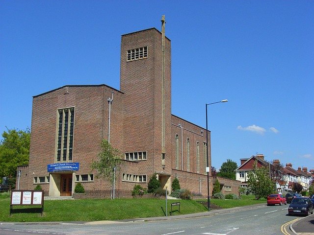St Francis's, Salisbury