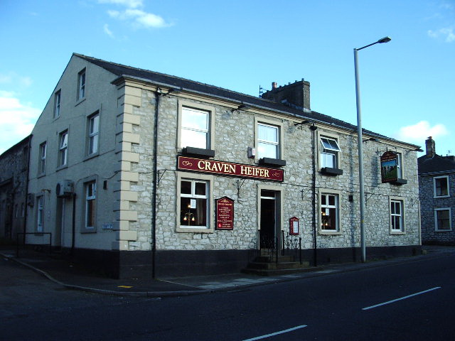 Craven Heifer, Whalley Road, Clitheroe