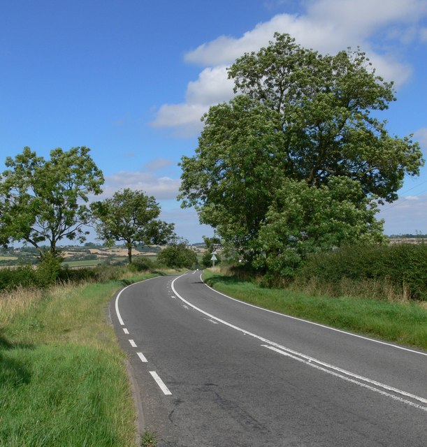 Thimble Hall Road, Leicestershire