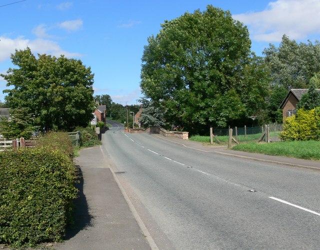 Thorpe Satchville Road, Twyford