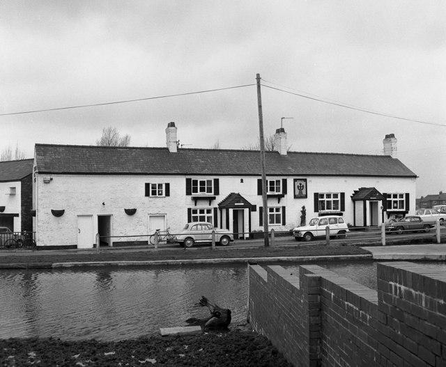 The 'Old Broken Cross', Northwich, Cheshire