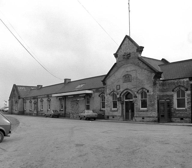 Northwich station
