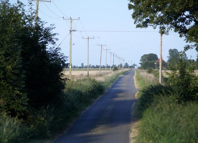 Stray Road