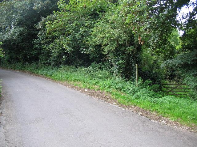 Footpath to Henley Grove Farm