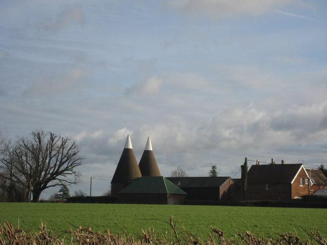 Waterfield Oast House, Perch Lane, near Lamberhurst, Kent