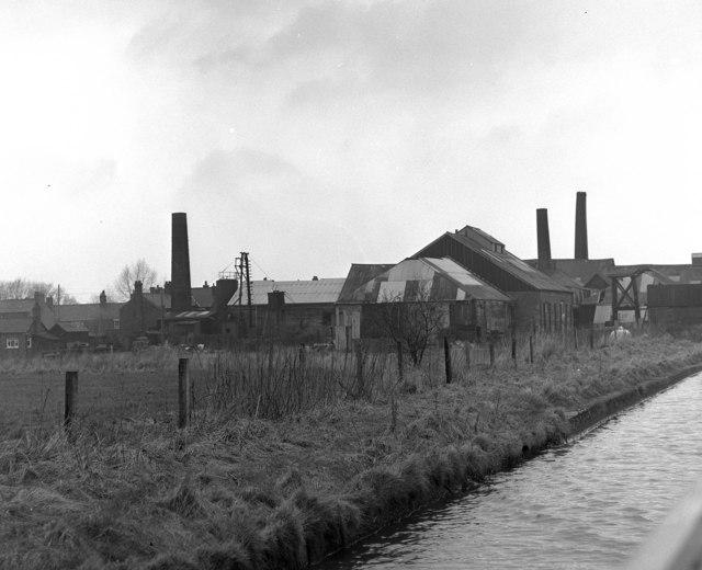 Lion Salt Works, Northwich, Cheshire