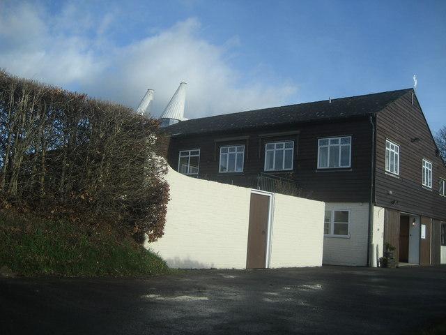 Barnfield Oast, Mount Pleasant, Lamberhurst, Kent