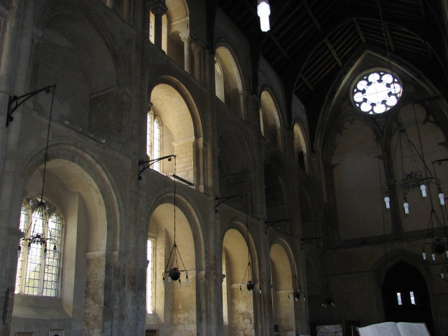 Church of St Mary & Holy Cross, Binham Priory