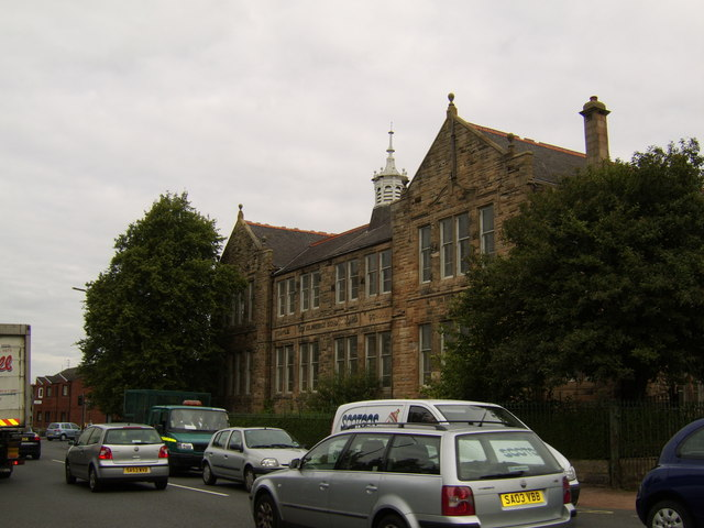 Temple Primary school