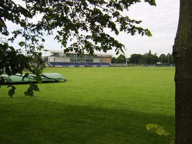 Rugby grounds at the High School of Glasgow