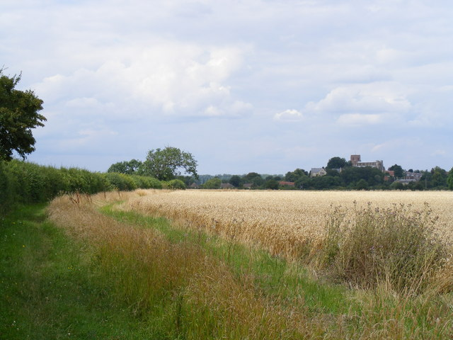 Footpath from Pirton to Shillington