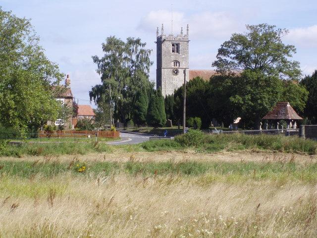 Stillingfleet Village Green and Parish Church