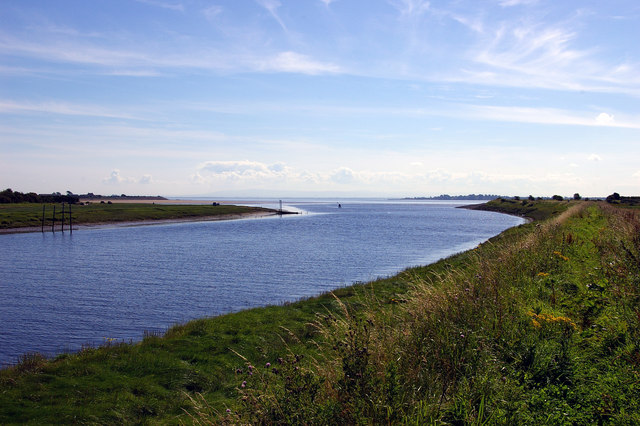 Mouth of the River Annan