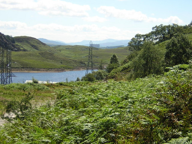 Looking towards Trawsfynydd