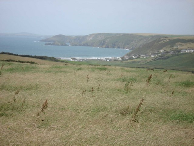 View of Newgale