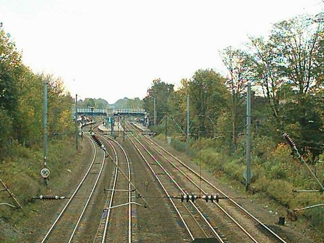 Harpenden Railway Line