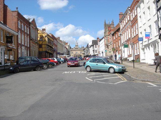 Broad Street Ludlow
