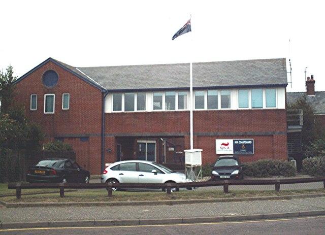 Coastguard Station, Walton