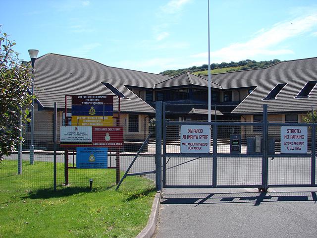 Aberystwyth TA Centre
