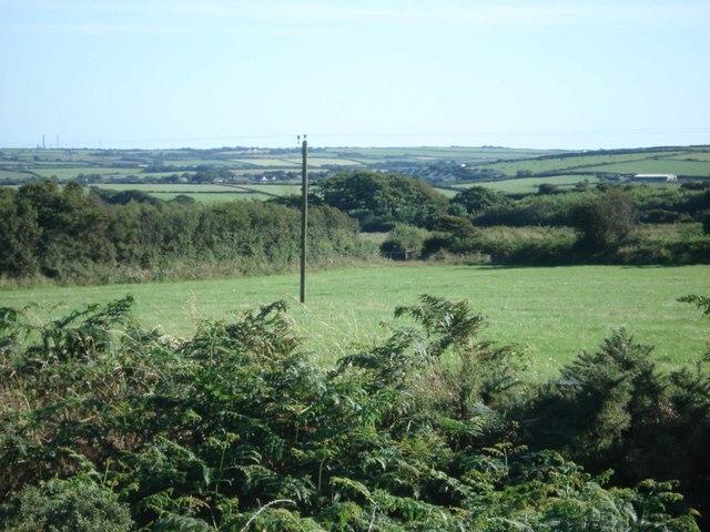 Farmland near Dudwells