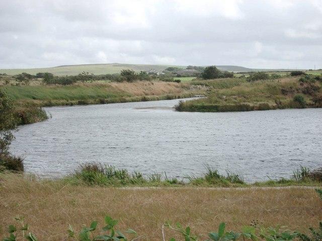 Hayscastle fishery