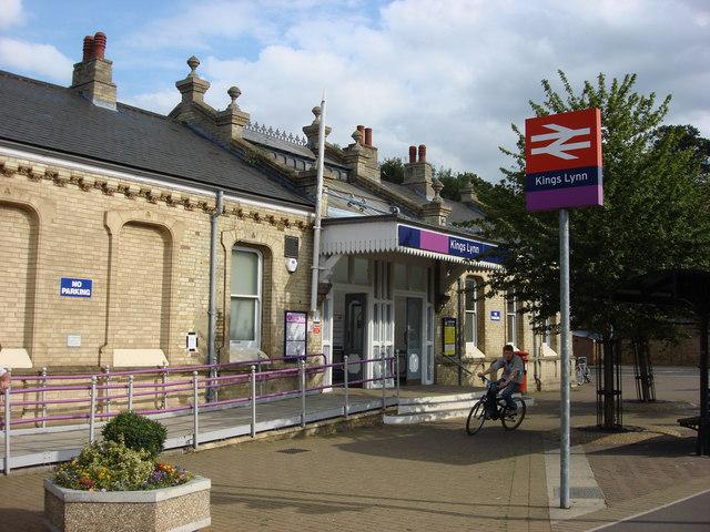 Kings Lynn Railway Station