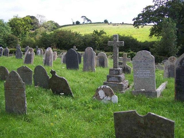 Harberton Churchyard