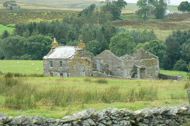 Ruined Farmhouse in Weasdale