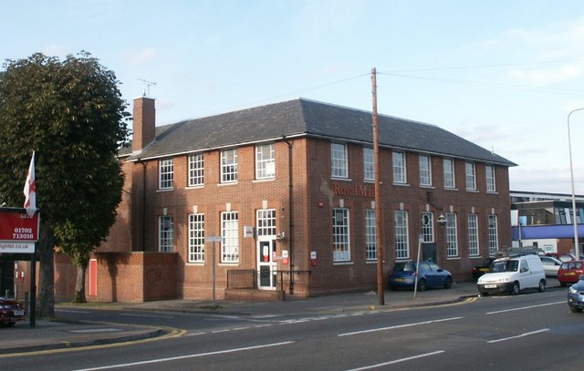 Sorting Office, Leigh-on-Sea