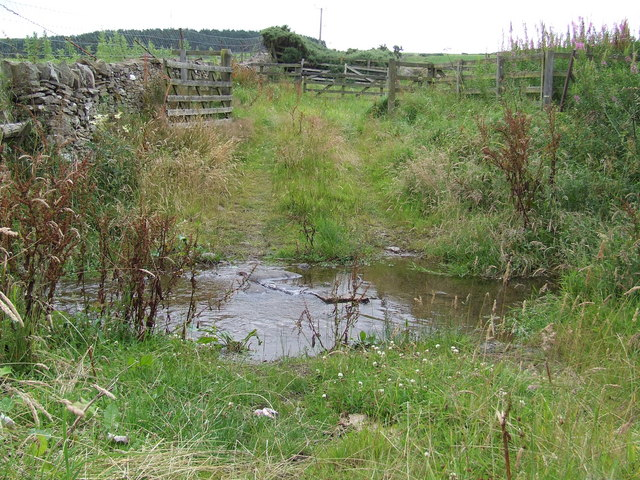 Ford at Nether Handwick