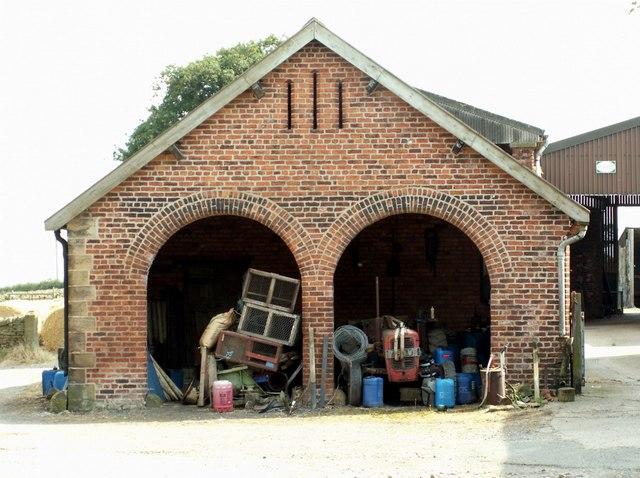 Barnby Green Farm Outbuilding