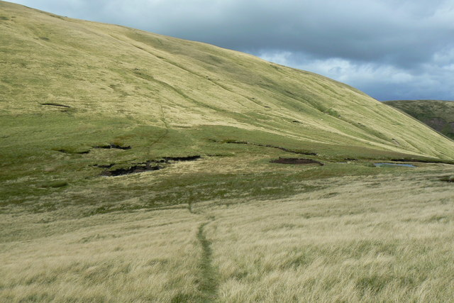 Col between Kensgriff and Randygill Top