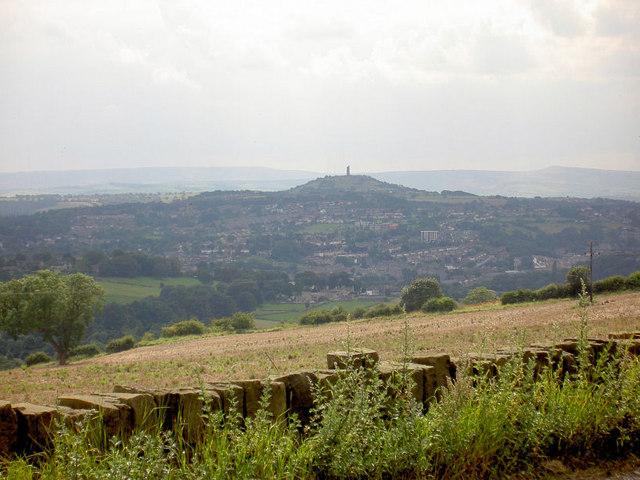 Castle Hill Huddersfield.